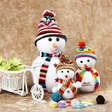 Details Zu Festival Baum Hängen Christbaumschmuck Schnee Puppe Schneemann Ornamente