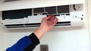 How To Service An Air Conditioner Ben Shows How To Clean Air Conditioning Filters Youtube