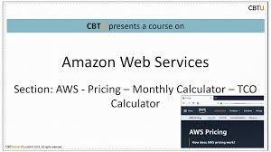 Simple Monthly Calculator 1b Aws Pricing Simple Monthly Calculator Tco Calculator