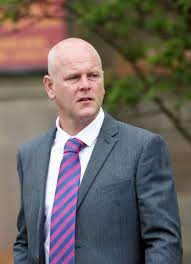 Creepy Ayr cop planted flowers in ex-girlfriend's garden, wrote notes and  turned up at her house during 16-month harassment campaign