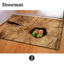 Newest Floor Mats 400*600mm 3D Owl Animal Print House Door Mats ...