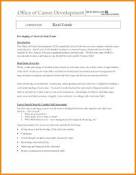 Resume Of Real Estate Agent Resume Online Builder