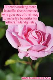 Beautiful Flowers For A Beautiful Woman Quotes