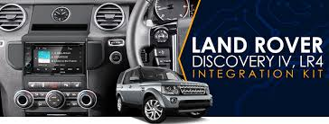 connects2 land rover installation kit