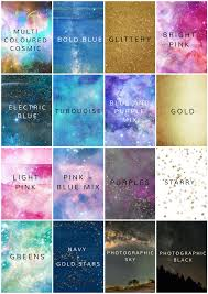 Star Chart By Birthday Star Sign Birth Chart Gift With Write Up