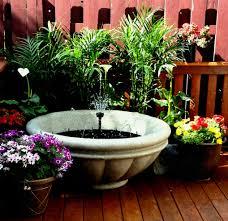 porch water fountains diy indoor fountain home decor ideas