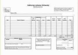 Travel Expense Reimbursement Form Template Lovely Excel Sheet For