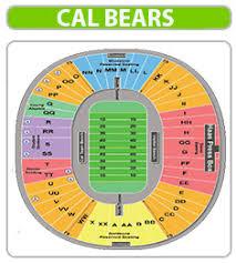 Cal Memorial Stadium Seating Chart 2019