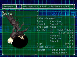 Digimon World 2 Part 22 Currently Were In Diode Domain