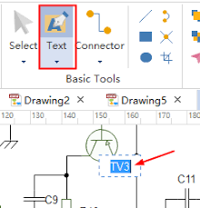 electrical diagram software for linux add text to electrical diagram