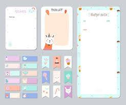 Cute Calendar Template Amazing Cute Agenda Template Homefit
