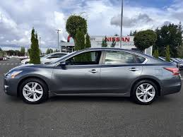 nissan altima 2015 grey. Unique Grey PreOwned 2015 Nissan Altima 25 SV Intended Grey