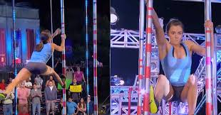 kevin bull american ninja warrior with hair. meet kacy catanzaro, the first woman to ever advance past finals of # americanninjawarrior kevin bull american ninja warrior with hair