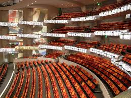 Muriel Kauffman Theatre Kcpa Nagata Acoustics