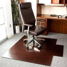 bamboo chair mats for carpet. Thick Carpet/Hard Floor Bamboo Chair Mats For Carpet