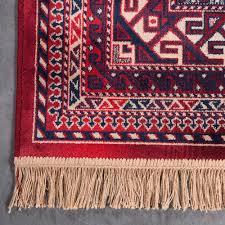jar aztec rug in old red home garden cuckooland frayed edge of jar rug jpg