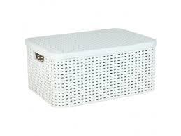 <b>Купить корзину</b> для белья <b>Curver</b> 03618-885 <b>Rattan</b> Style Box M ...