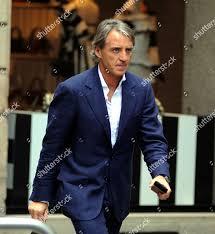 Roberto Mancini Redaktionelles Stockfoto – Stockbild