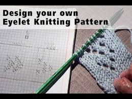 Create Your Own Knitting Chart How To Design Your Own Knitting Pattern