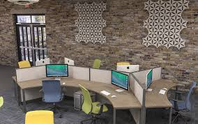 home office elegant small. Office : Modular Furniture With An Attractive Wooden Desk And A Beautiful Chair Plus Small Bookcase Tiled Floors For Elegant Home