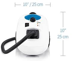 dupray home steam cleaner size 2