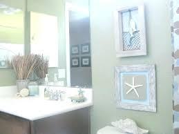 sightly beach wall decor for bathroom beautiful the arrange creative design ocean ideas themed diy 3d canvas