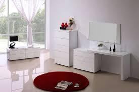 Modern White Furniture Bedroom   Zef Jam