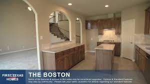 first texas homes the boston floorplan