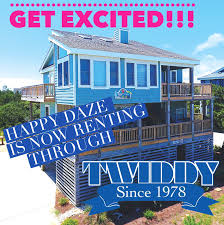 Twiddy Corolla Light Exciting News From Corolla Happy Daze Obx Beach Rental