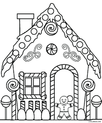 House Coloring Pages To Print Wiegraefeco