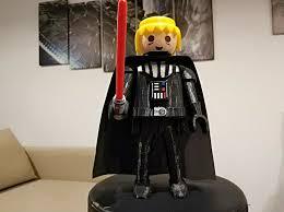 Playmobil Darth Vader 36cm Xxl Nvbvgx4252 Playmobil