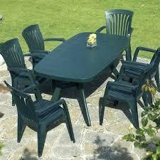 plastic garden table green plastic garden table bq plastic garden table