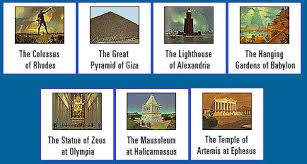 seven wonders of the ancient world nature lust seven wonders of the ancient world