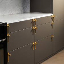 Kitchen Furniture Handles Furniture Handle Brass Buster Punch In The Details