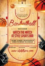 basketball training flyer template free basketball flyer psd templates download styleflyers