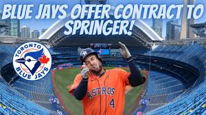 George Springer offered CONTRACT from ...