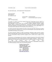 termination letter template 30 letter of contract cancellation