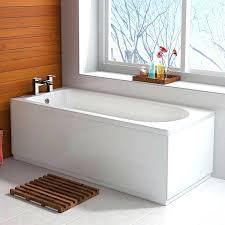 long bathroom mat bathtub extra faucet caddy inch bathtubs great deep soaking tubs p52 on stylish