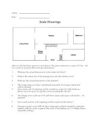 Blueprint Scales Math Math Worksheets Scale Drawing Worksheet Grade ...