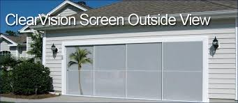 garage screen doorsGarage Screen Doors  AlumaTec Remodeling  Ocala Florida