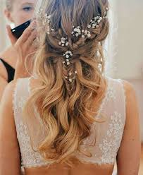 Bridesmaid Hairstyles 98 Best Bridesmaid Hairstyles For 24 Pinterest Bridesmaid Hairstyles
