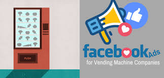 Facebook Vending Machine Mesmerizing Facebook Ads For Vending Machine Companies