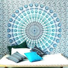 indian wall hangings white mandala tapestry bohemian hippie wall hanging bedspread large queen indian wall hangings indian wall hangings