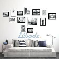 set of picture frames for wall picture of large multi picture photo frames wall set 20 set of picture frames for wall