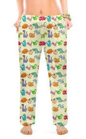 Женские пижамные штаны <b>динозаврики</b> #2612730 по цене 1 499 ...