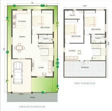 4 indian duplex house plans 600 sq ft 20x30 interesting design