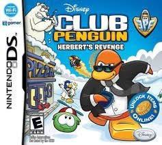 Club Penguin: Herbert's Revenge (Nintendo DS): Amazon.co.uk: PC ...