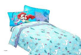 little mermaid bedding set sets girls princess the toddler inspirational blankets my comforter twin se