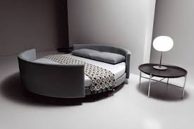 saba italia scoop bed Contemporary Bed from Saba Italia the Scoop round bed
