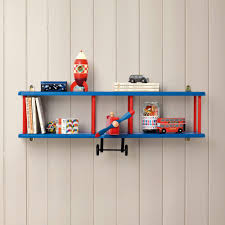 Delightful Beautiful Wall Shelves For Childrenu0027s Bedrooms